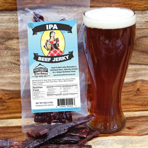 IPA Beef Jerky BeerJerky.com Gourmet Beef Jerky Beer Jerky Wine Jerky Beef Jerky