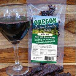 Oregon Wine Country - Pinot Noir Beef Jerky