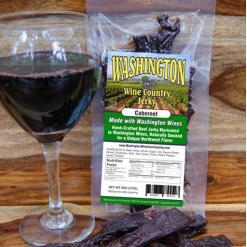 Washington Wine Country - Cabernet Beef Jerky