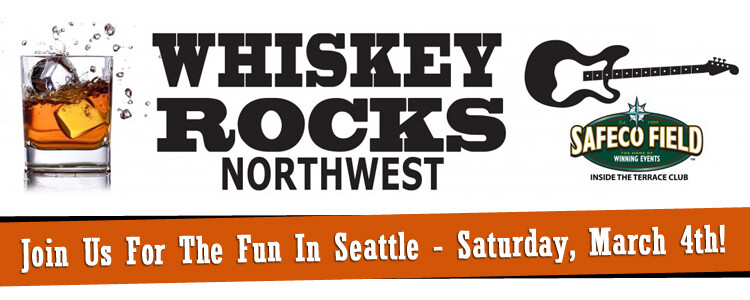 WhiskeyRocks Northwest!