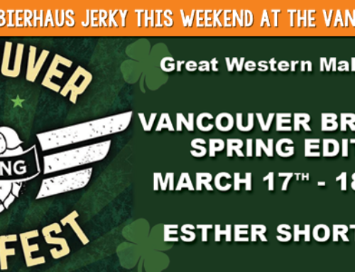 Vancouver Brewfest – Spring Edition