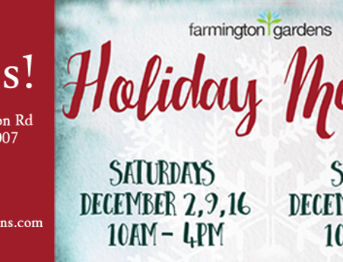 Holiday Market at Farmington Gardens