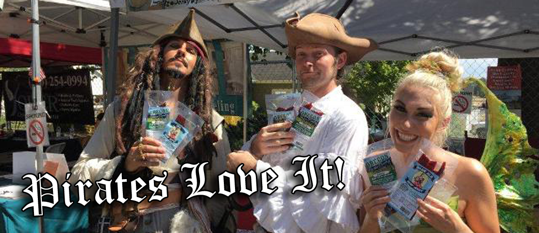Pirates Love It!