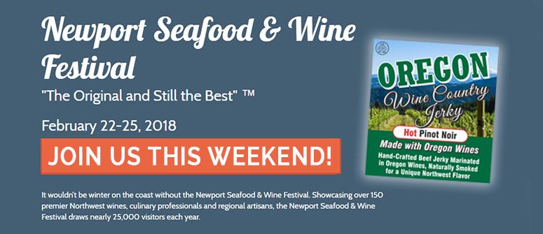 Newport Seafood Wine Festival 2018