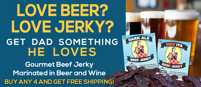 Beer Jerky Father's Day