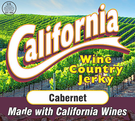 California Wine Country Jerky