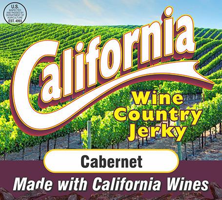 California Wine Country Jerky