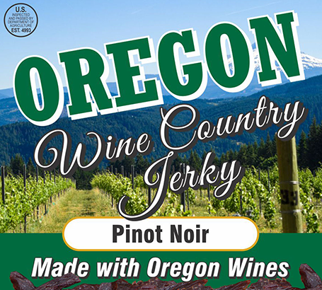 Oregon Wine Country Jerky
