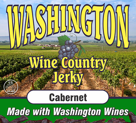 Washington Wine Country Jerky