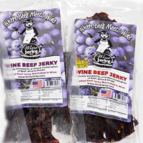 WineJerky.com