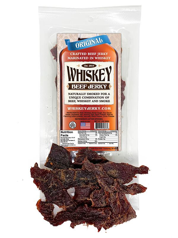 Whiskey Jerky Original